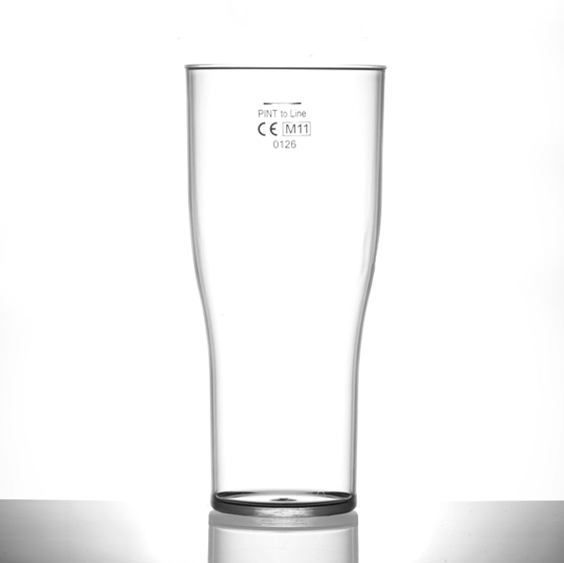 22oz Clear CE