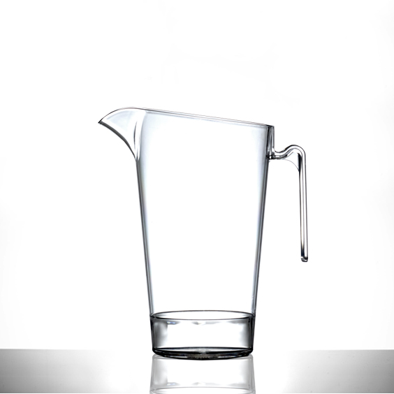 2 Pint In2Stax Clear CE No Lid