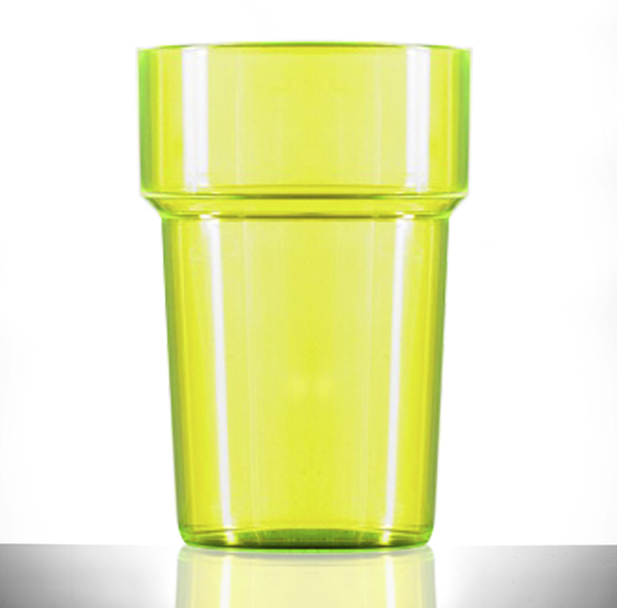 20oz Neon Yellow CE