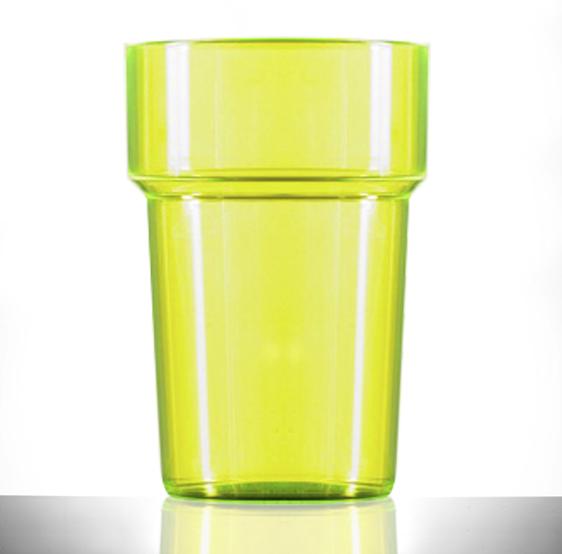20oz Neon Yellow CE